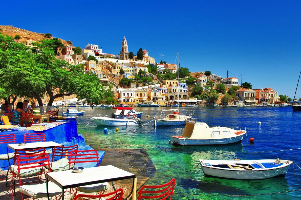 Best islands in Greece - Symi Island copyright  leoks  - European Best Destinations