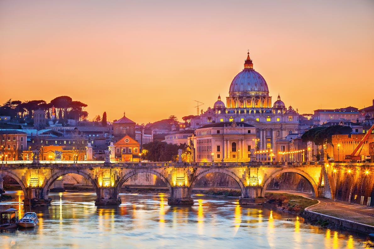 Best Honeymoon destinations in Europe - Rome Copyright S.Borisov  - European Best Destinations