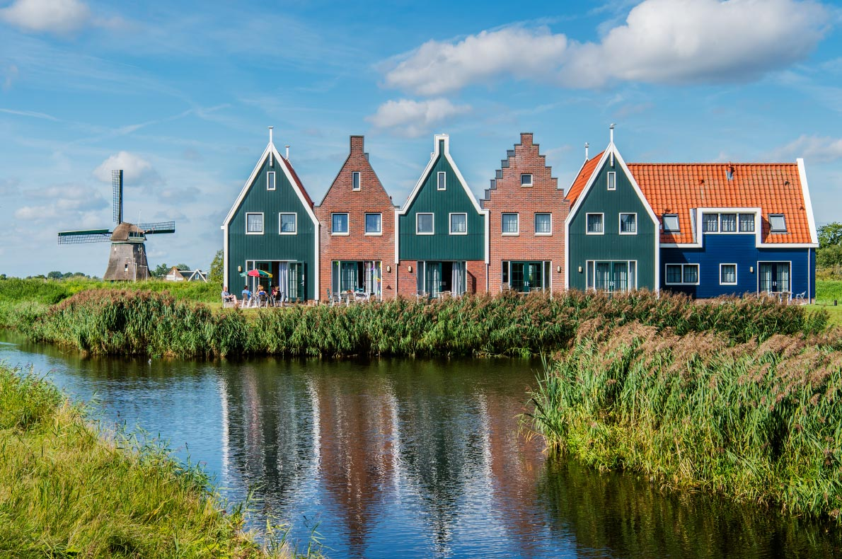 Best hidden gems in The Netherlands  - Volendam - Copyright Rudy Mareel - European Best Destinations