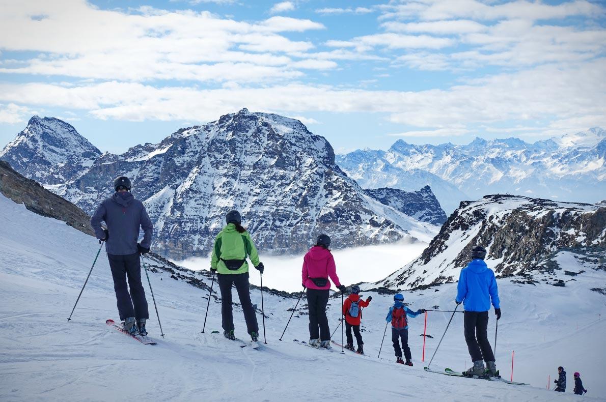 Best ski resorts in Italy - Breuil-Cervinia - Copyright Shutterstock - European Best Destinations