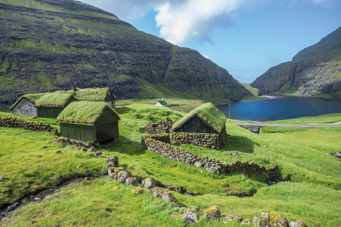 Most beautiful landscapes in Europe - Faroe Islands -  European Best Destinations Copyright Federica Violin