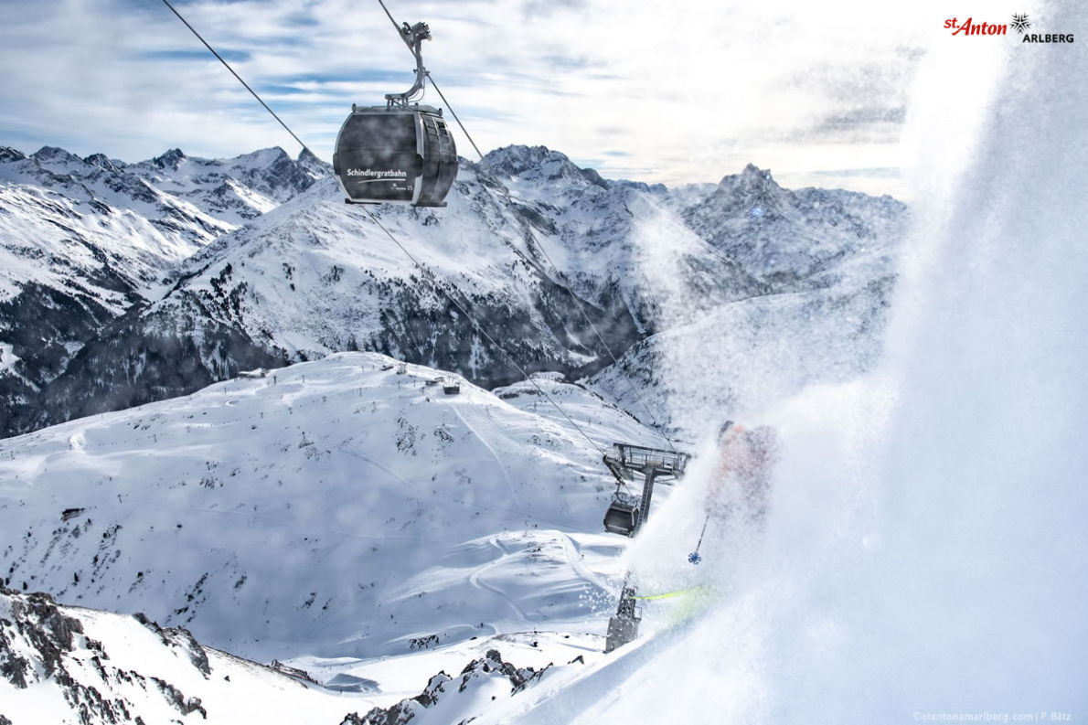 Best ski resorts in Europe - St Anton am Arlberg - Copyright Copyright www.stantonamarlberg.com