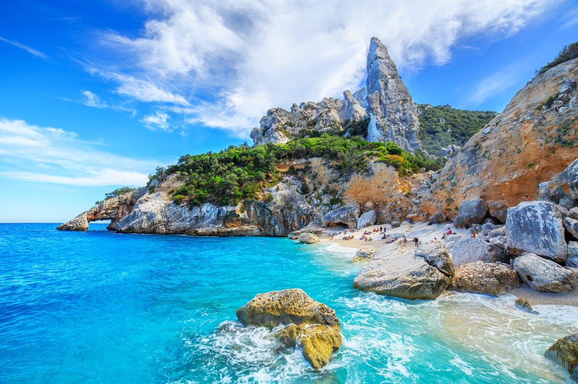 Best Beaches in Italy - Cala  Goloritze Sardignia Copyright  Krzyzak - European Best Destinations