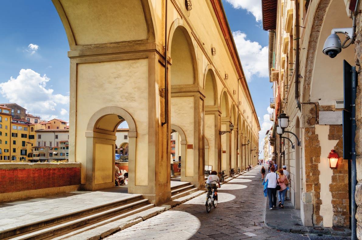 Safest destinations in Europe - Florence Copyright Efired - European Best Destinations