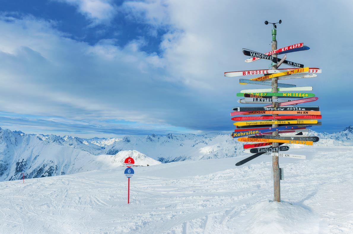 Best European Ski Resorts for Guaranteed Snow - Ischgl - Copyright Max Topchii - European Best Destinations