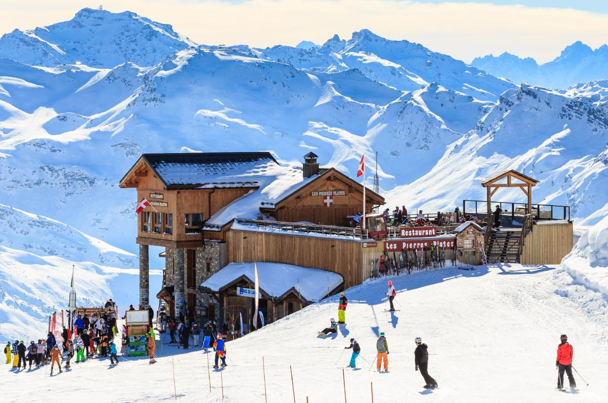 Best ski resorts in France - Courchevel Copyright  nikolpetr   - European Best Destinations