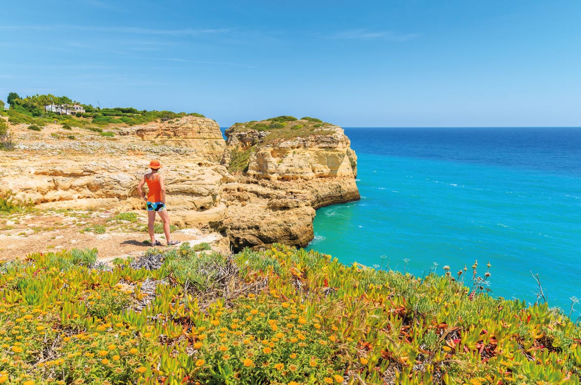 Algarve - Best trekking destinations in Europe - Copyright Pawel Kazmierczak- European Best Destinations