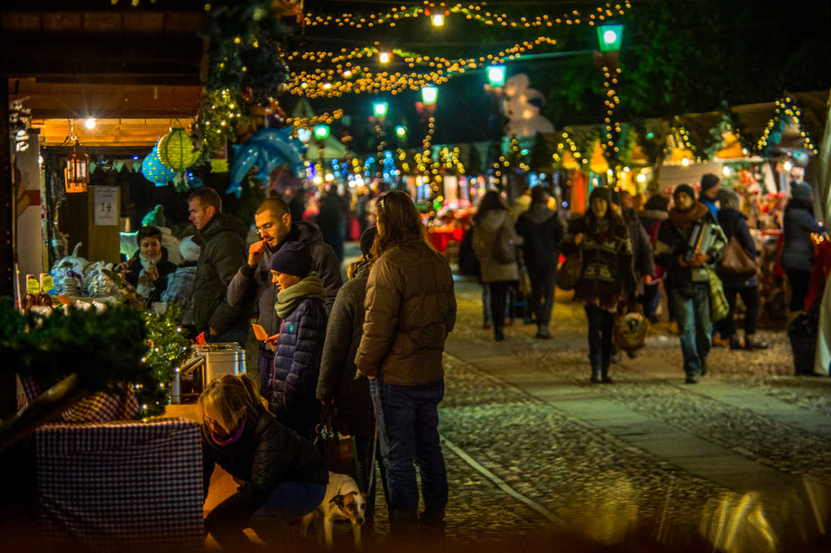 Best Christmas Markets in Italy - Govone Christmas Market - Copyright Mercato di Natale Govone - European Best Destinations