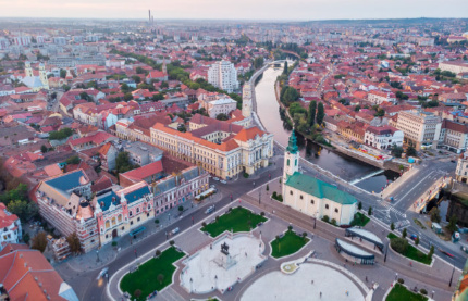 Unirii Square Oradea