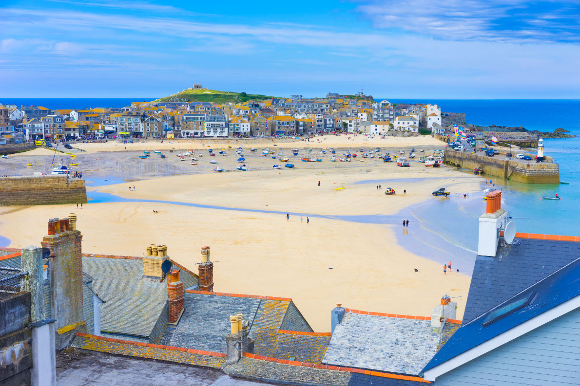 Best places to visit in England - St Ives - Copyright Foto-Select  - European Best Destinations