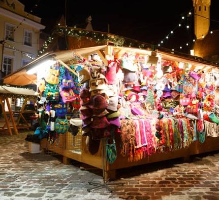 Tallinn Christmas Market - Copyright VisitTallinn