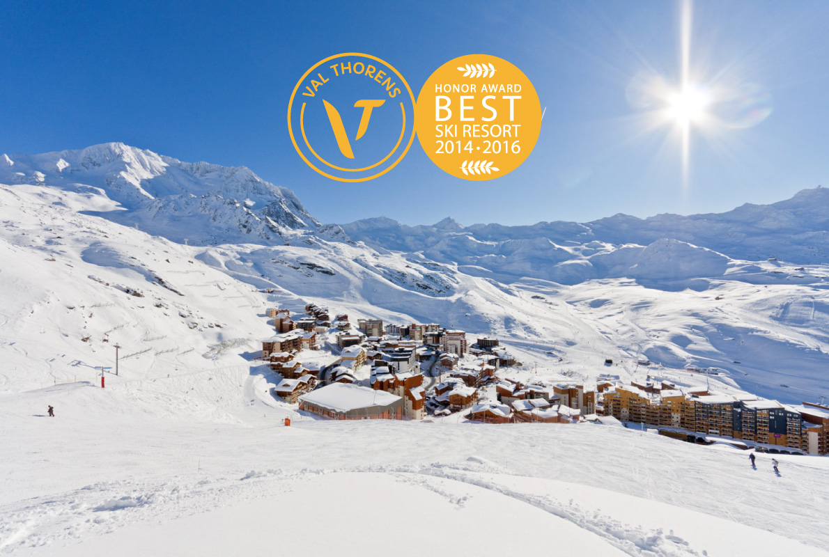 Val Thorens award