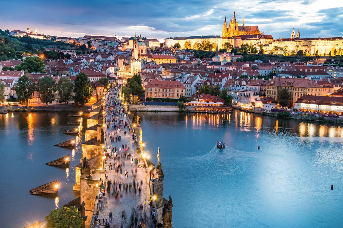Prague - Best beer destinations in Europe - Copyright NaughtyNut - European Best Destinations