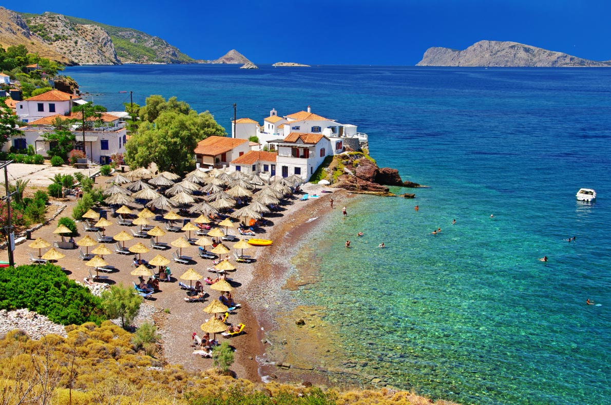Best islands in Greece - Hydra Island Copyright  leoks  - European Best Destinations