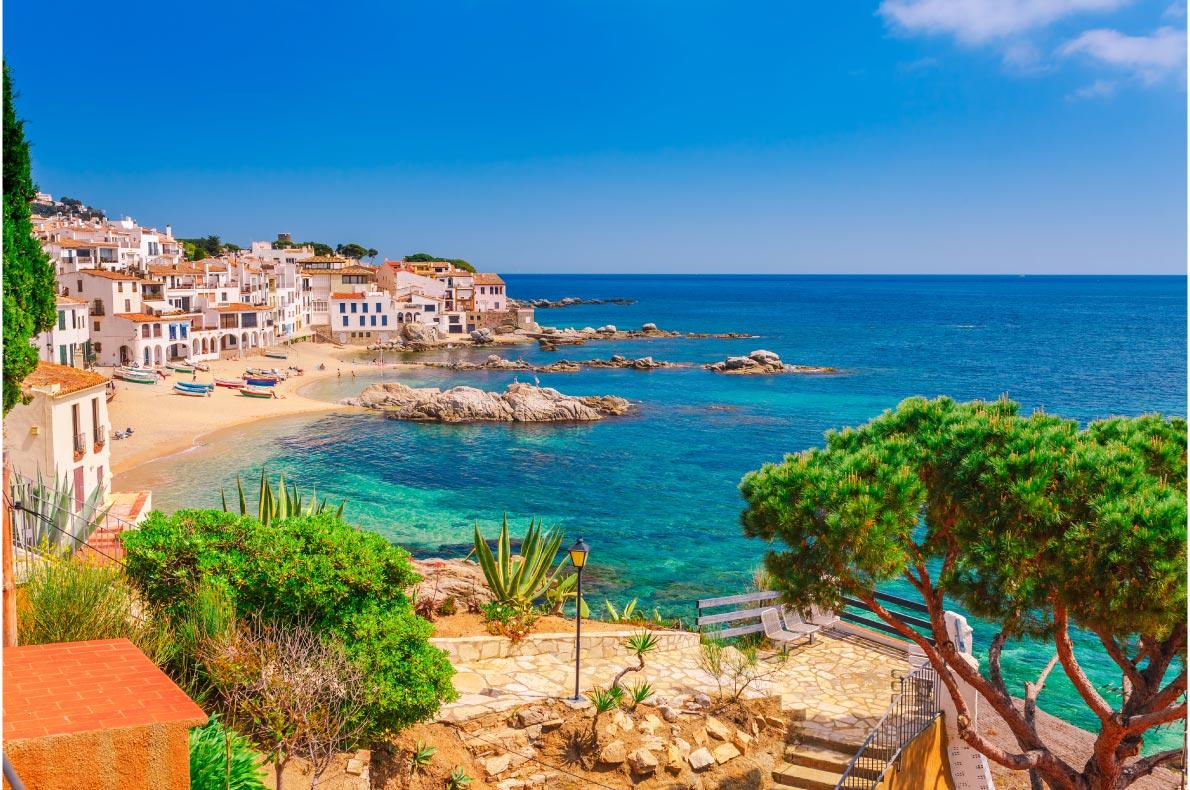 Best hidden gems in Spain - Calella de Palafrugell Copyright Oleg - European Best Destinations