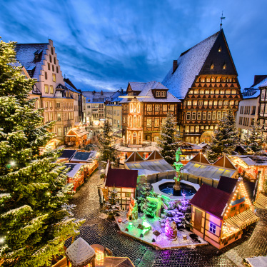 christmas in germany - Best Christmas Getaways