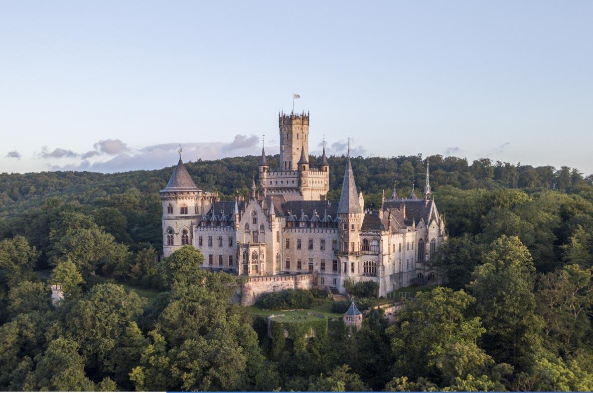 Best Castles in Germany - Marienburg Castle copyright IURII BURIAK - European Best Destinations