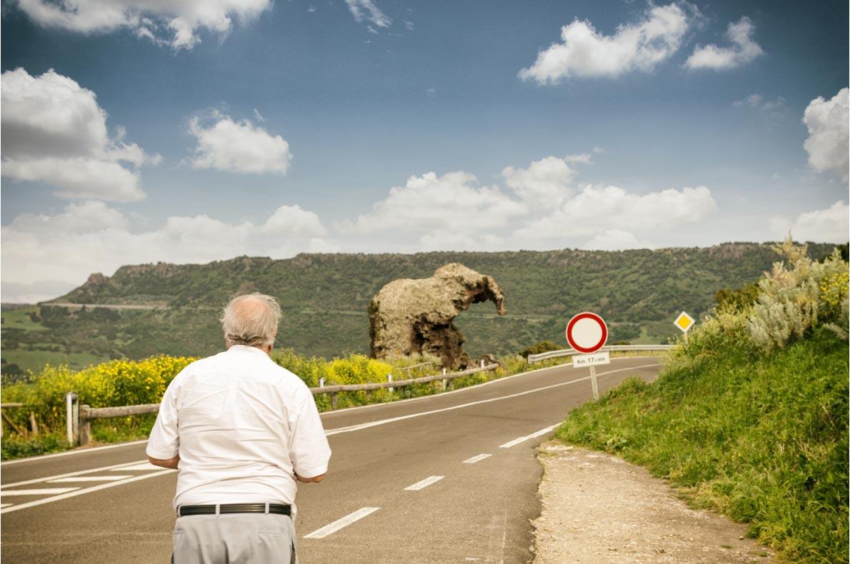 Best natural wonders in Italy - Castelsardo Elephant Rock copyright  Francesco Cantone - European Best Destinations