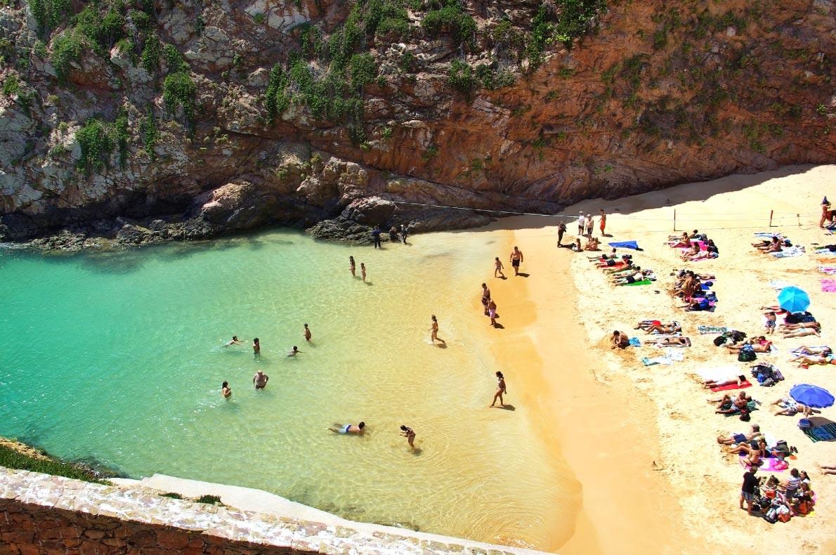 Best beaches in Portugal - Beach of berlenga island, Portugal Copyright Inacio Pires  - European Best Destinations