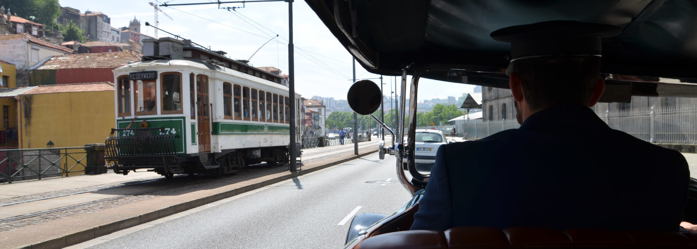 Porto-classical-car-tour