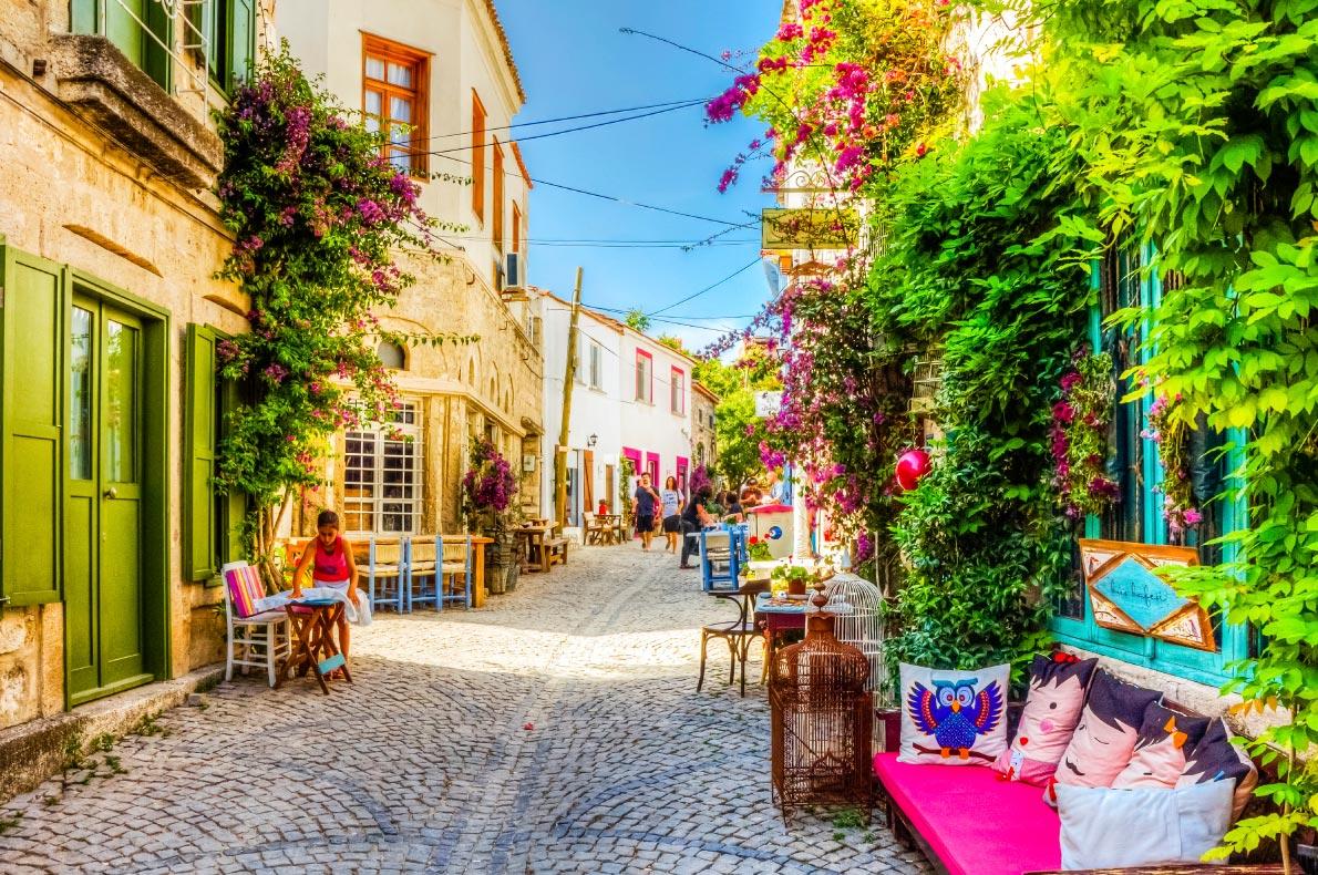 Best hidden gems in Turkey - Alacati  - Copyright  Nejdet Duzen - European Best Destinations