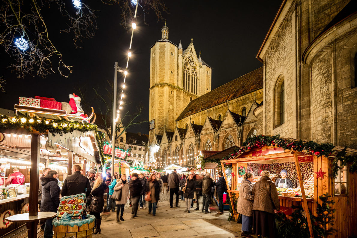 Best Christmas Market in Germany - Braunschweig - Copyright Braunschweig City Marketing  - European Best Destinations