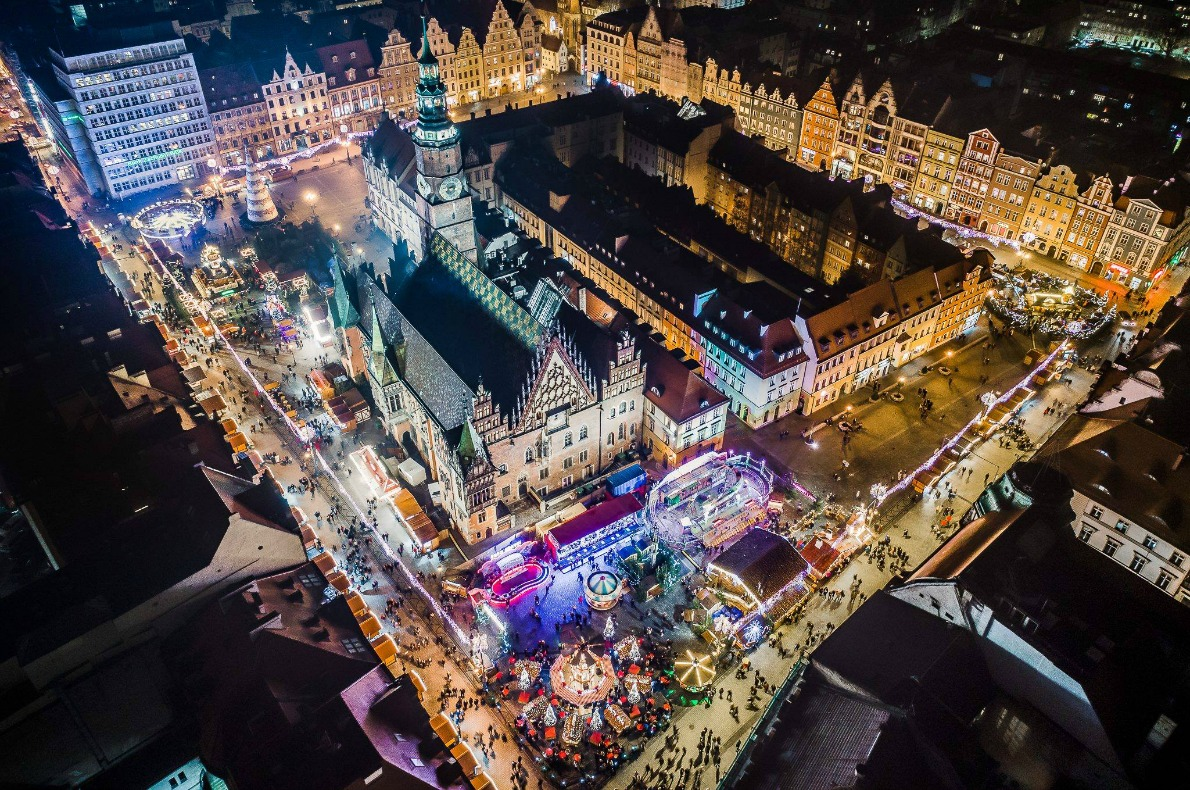Best events in Wroclaw - Christmas Market in Wroclaw - Copyright VisitWroclaw.eu