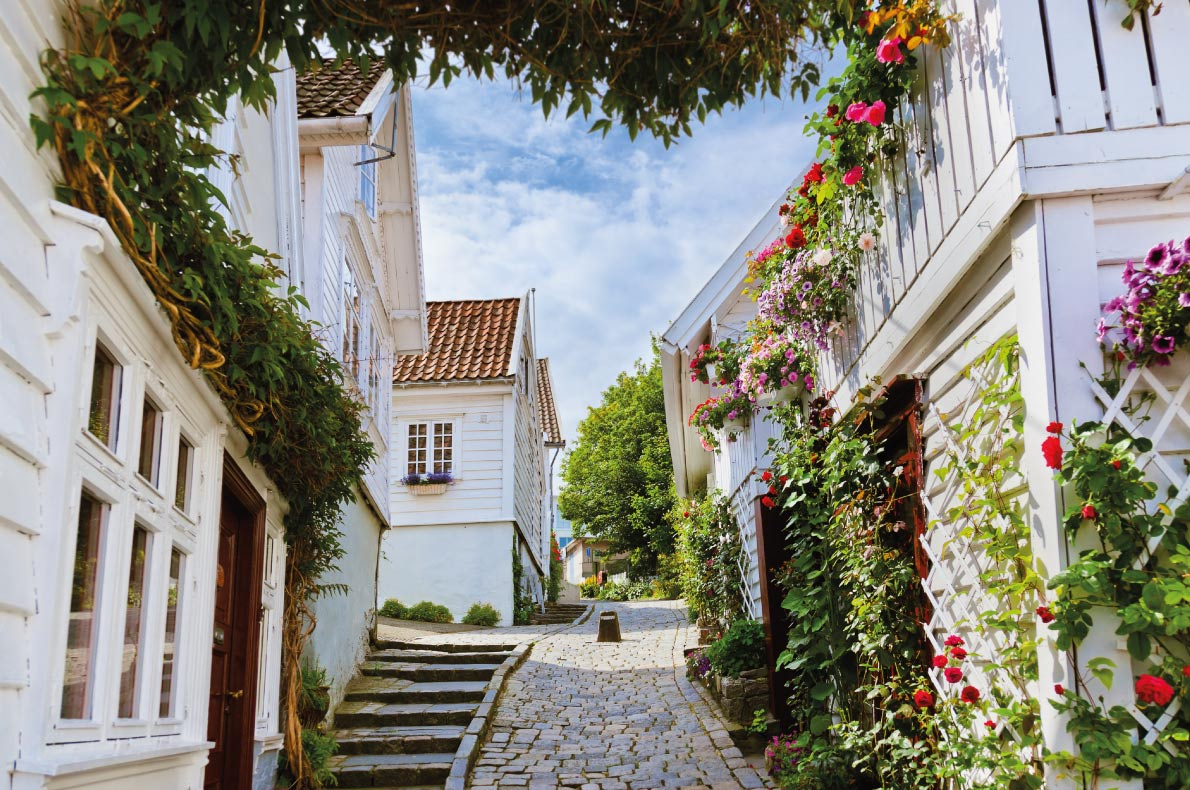 Stavanger - Best destinations for springtime in Europe - Copyright Tatiana Popova - European Best Destinations