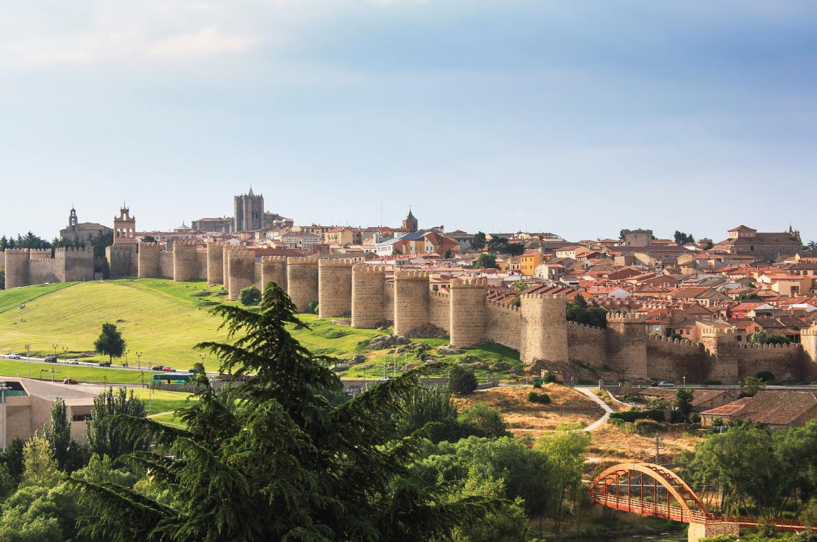 Avila - Best medieval destinations in Europe - Copyright funkyfrogstock - European Best Destinations