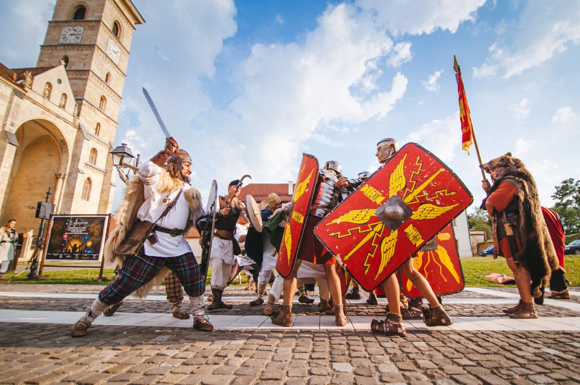 Best sustainable destinations for families - Copyright Visit Alba Iulia - European Best Destinations