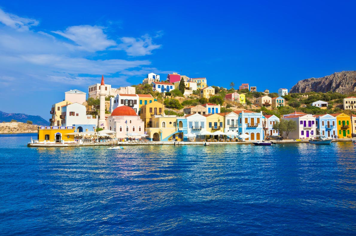 Best hidden gems in Greece - Kastelorisso copyright  iremt   - European Best Destinations