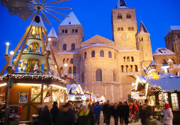 Trier Christmas Market - Copyright trierer-weihnachtsmarkt.de