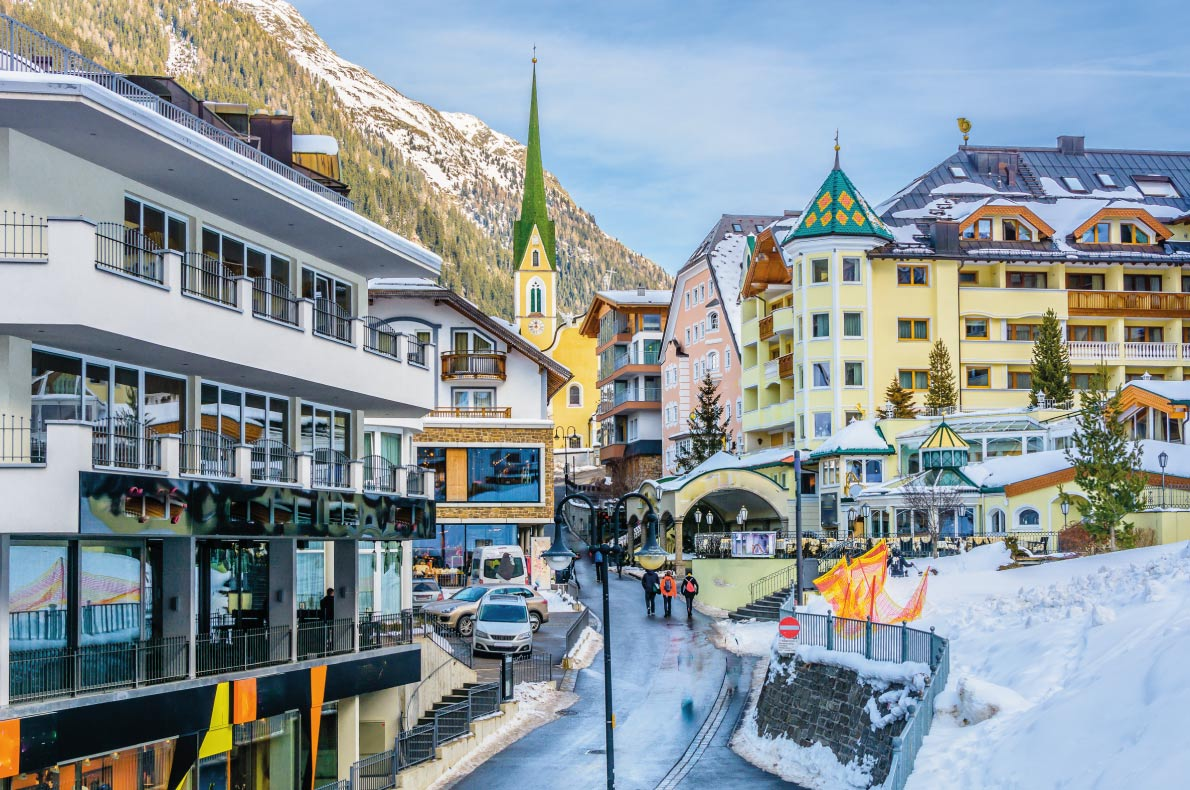 Most beautiful ski villages in Europe - Ischgl- Copyright  Dreamer4787  - European Best Destinations