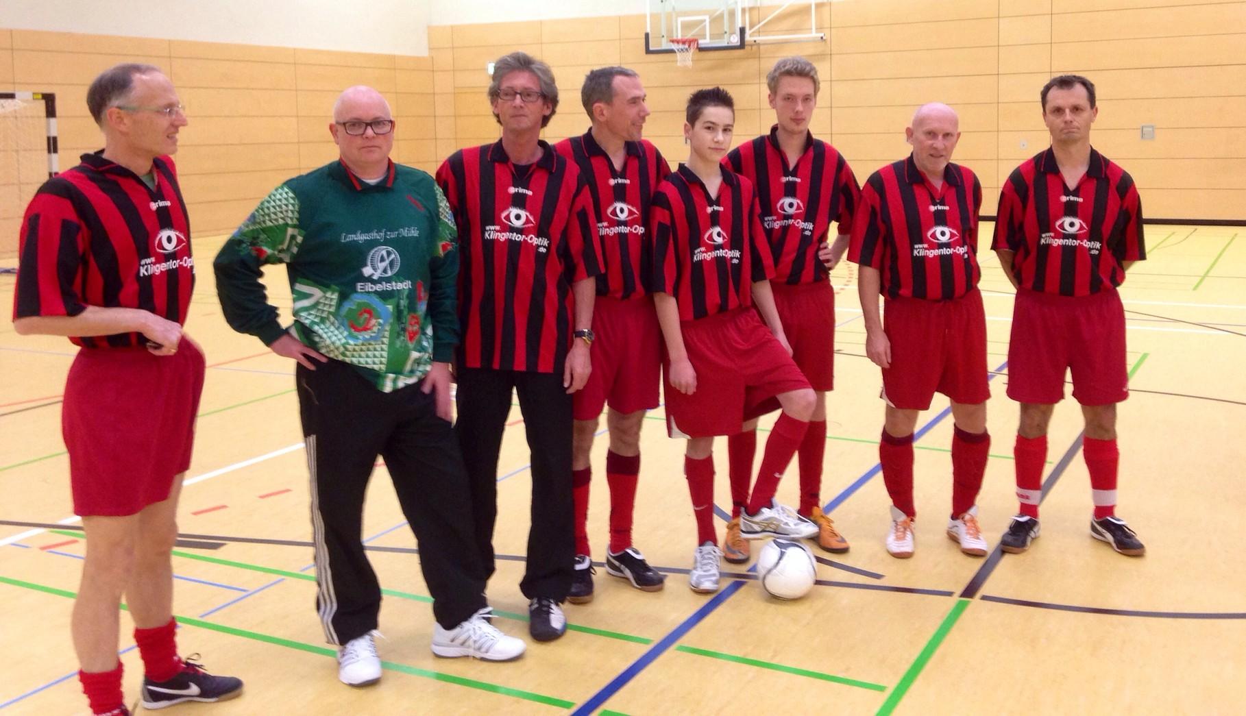Fußballturnier in Eibelstadt
