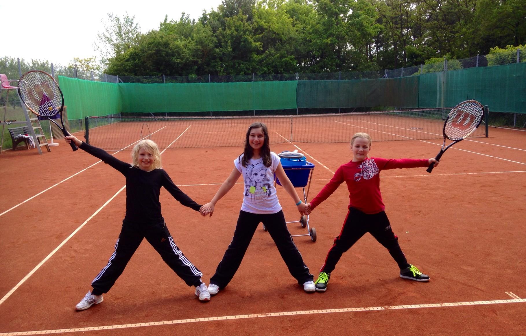 Tennis-Jugendcamp 2013