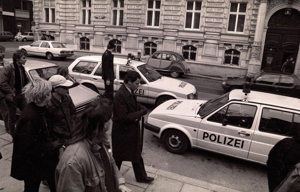 Zürich küsst Wien