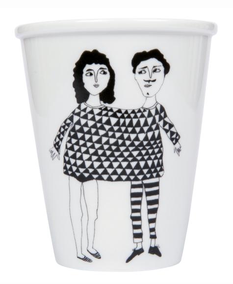 Wie heißt die Keramikerin, deren Töpfchen vor Ostern und auch jetzt wieder bei Rothbild gezeigt werden?