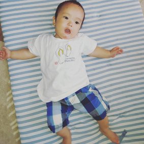 赤ちゃんの出産祝いプレゼント画像