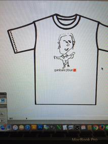 Tシャツデザイン画像