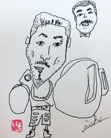 沖縄 オリジナルプレゼント創作中 いち