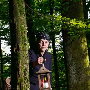 Müsteriöse Wanderungen mit Vesper und Führung von Brigitte von der Landeck