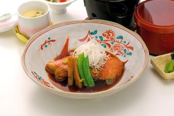 煮魚 煮付け 金目鯛 和食 海鮮 ととや豊川市田店