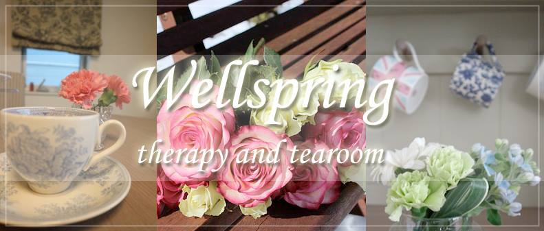 Wellspring - therapy and tearoom-