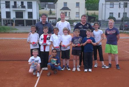 Deutschland spielt Tennis 2014