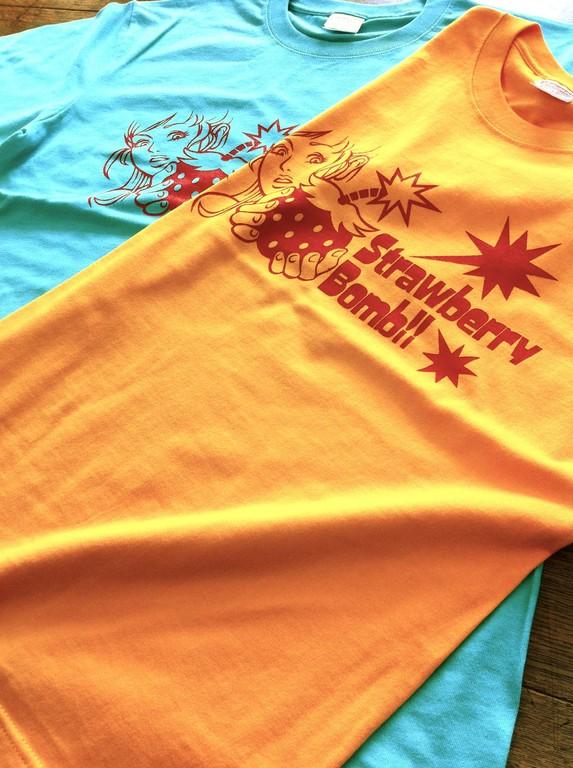 フェリコレ SO-1さんTシャツ