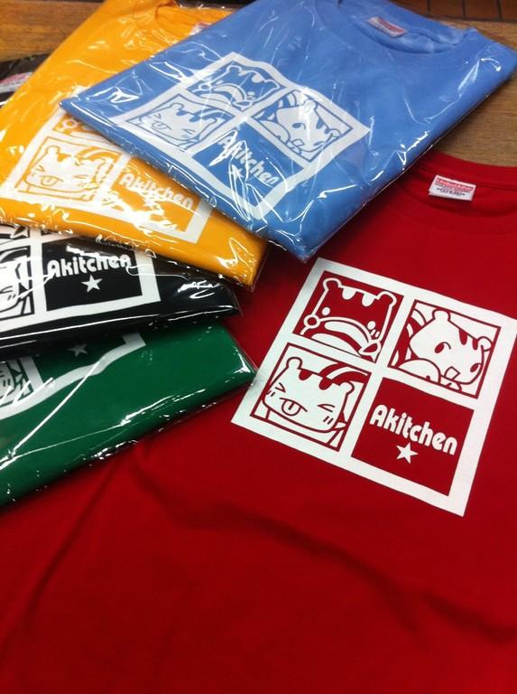 Akitchen☆(アキッチン) さま Akitchen☆Tシャツ