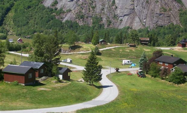 Tveiten Campingplatz