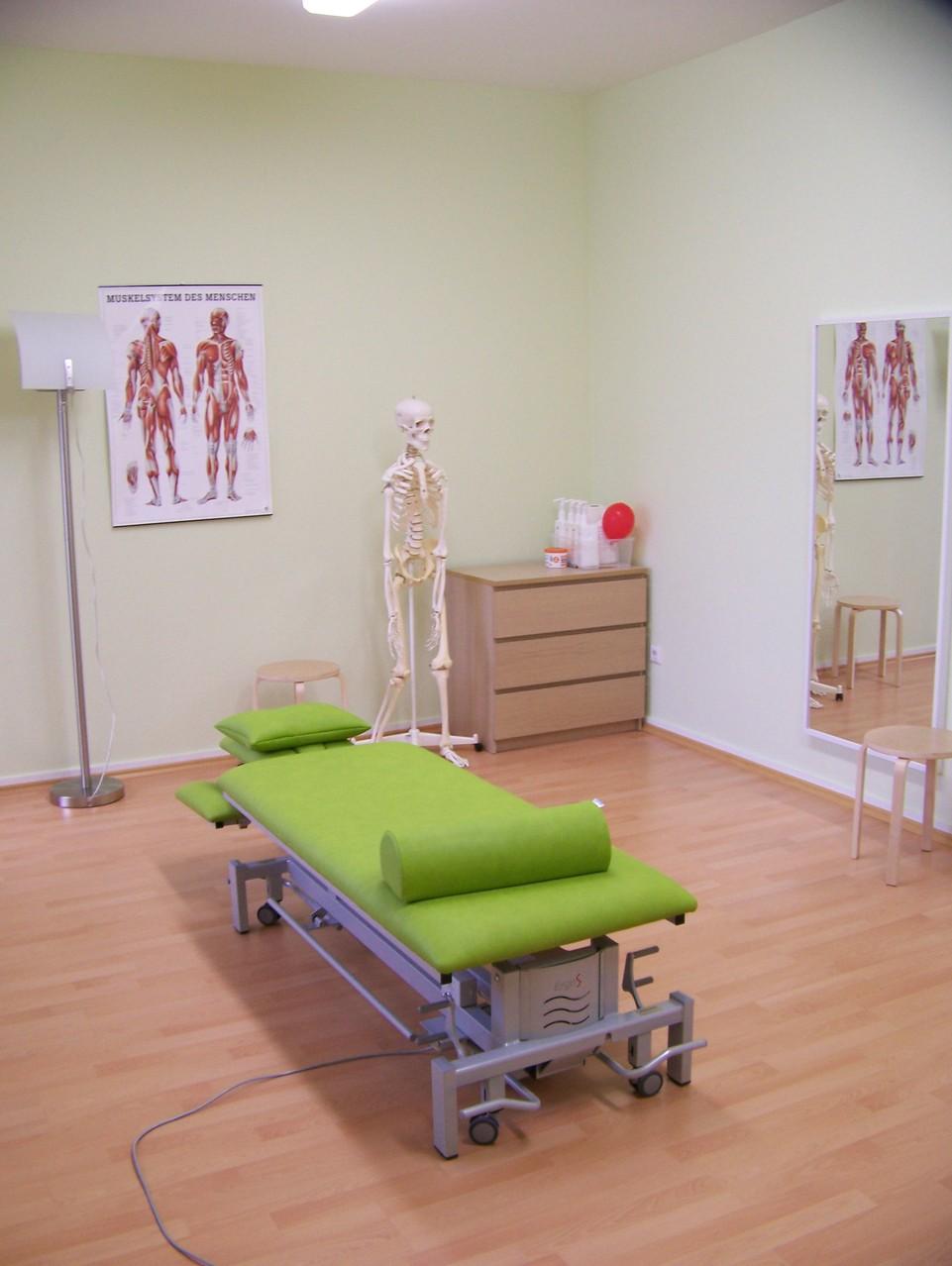 Behandlungsraum 5 und Kursraum