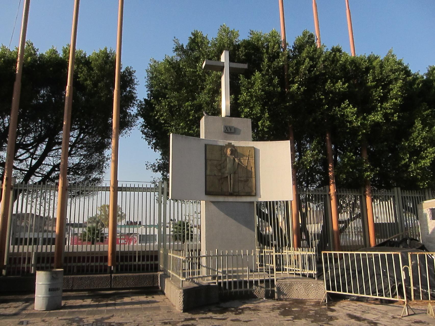 記念十字架