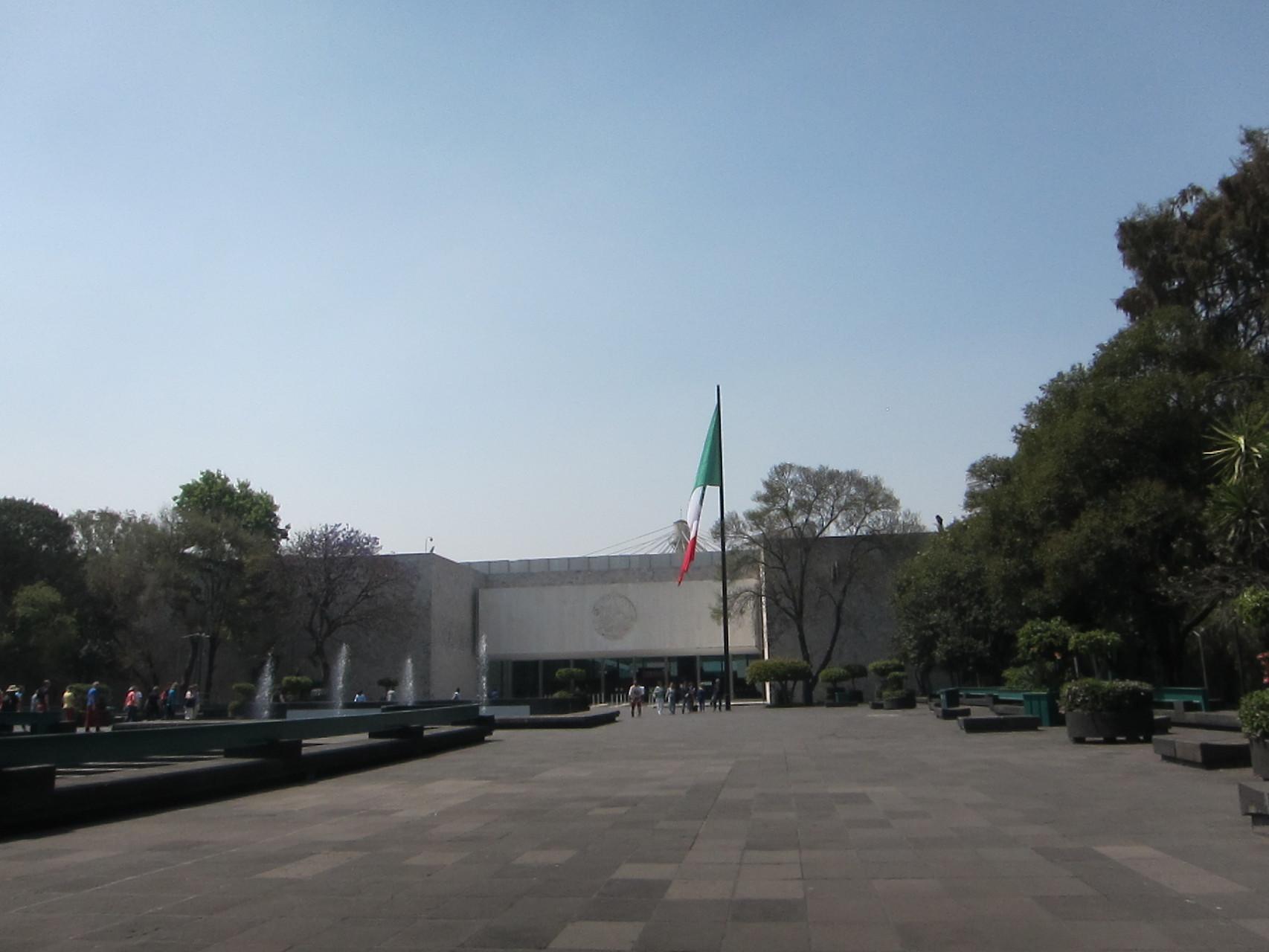 国立博物館遠景